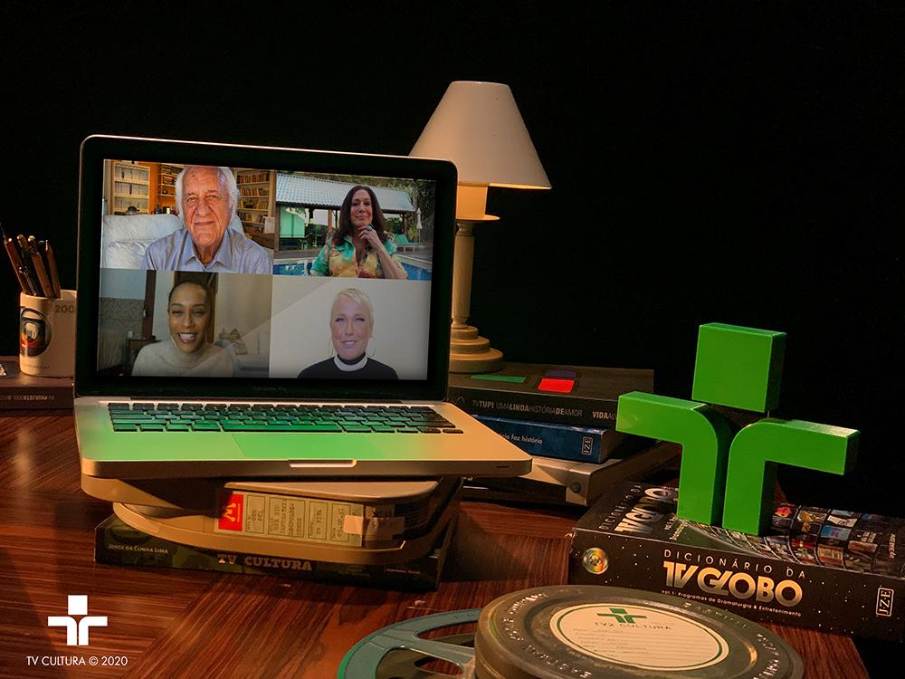 TV Cultura celebra os 70 anos da TV no Brasil com série inédita