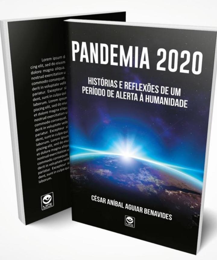 Cirurgião Plástico e Autor do livro Pandemia 2020 concede entrevista exclusiva