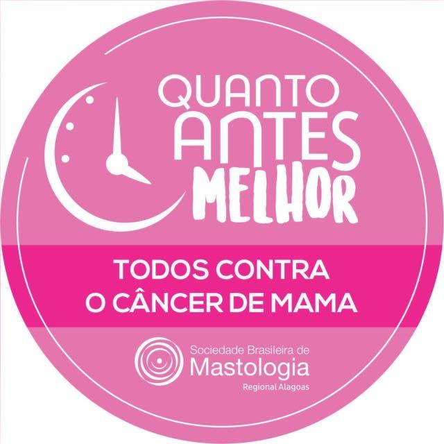 Sociedade Brasileira de Mastologia lança campanha do Outubro Rosa em Alagoas