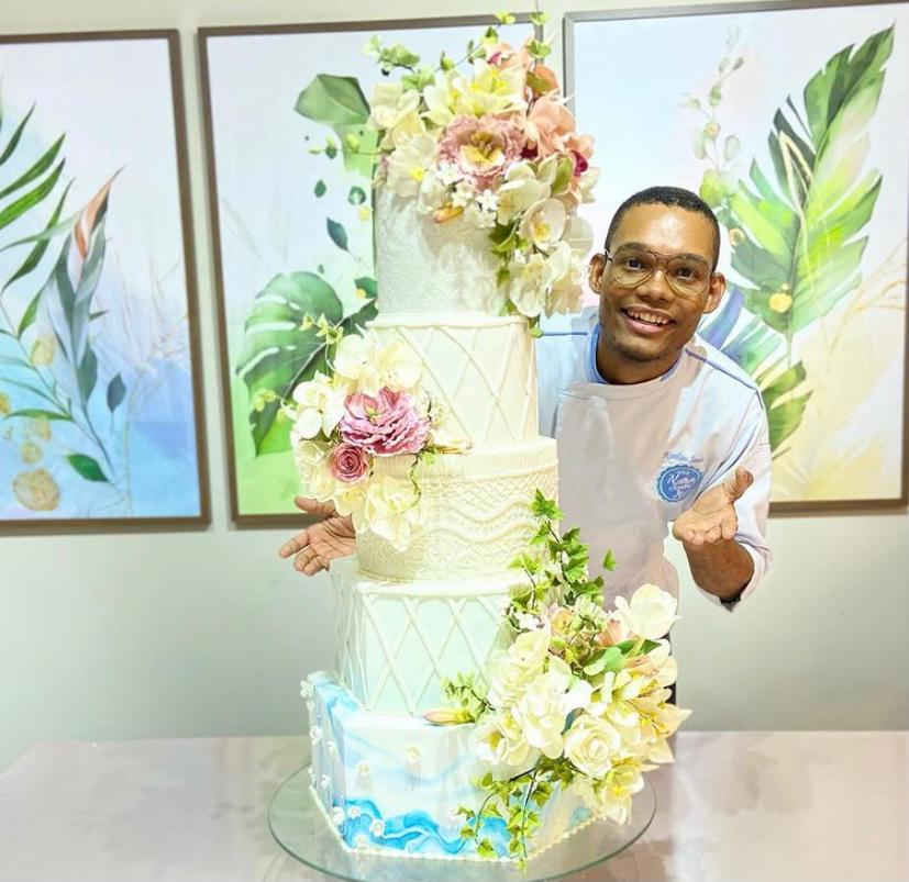 Cake Designer de grife