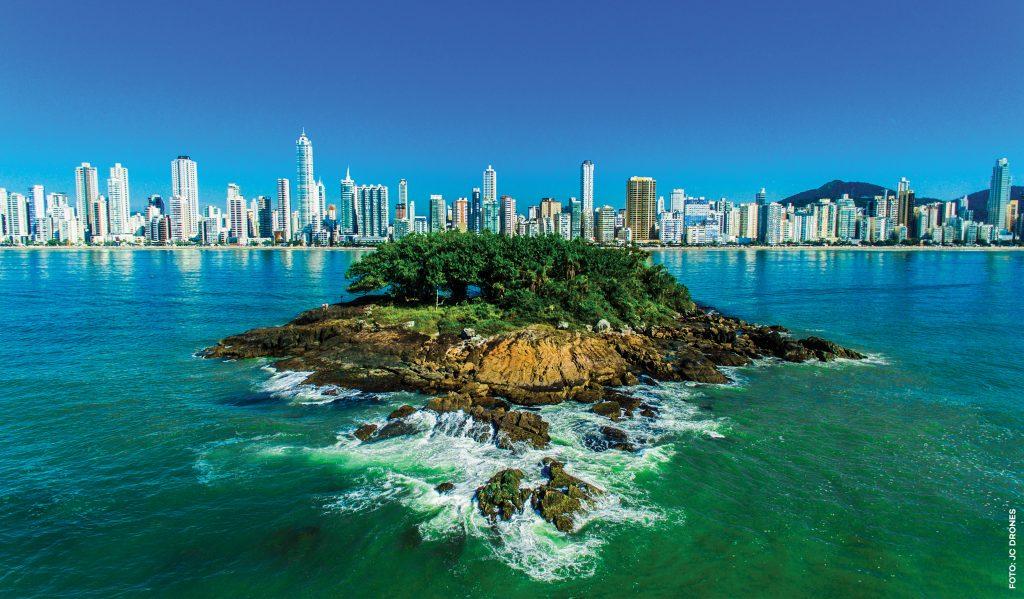 Balneário mais badalado do Sul do Brasil tem a preferência dos brasileiros