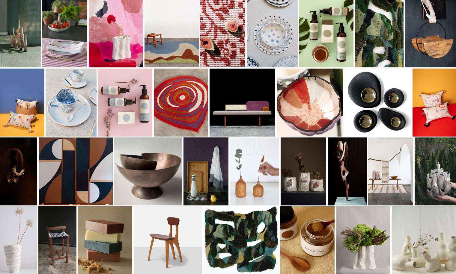 Feira na Rosenbaum Design Weekend 2021 03 a 10 de outubro