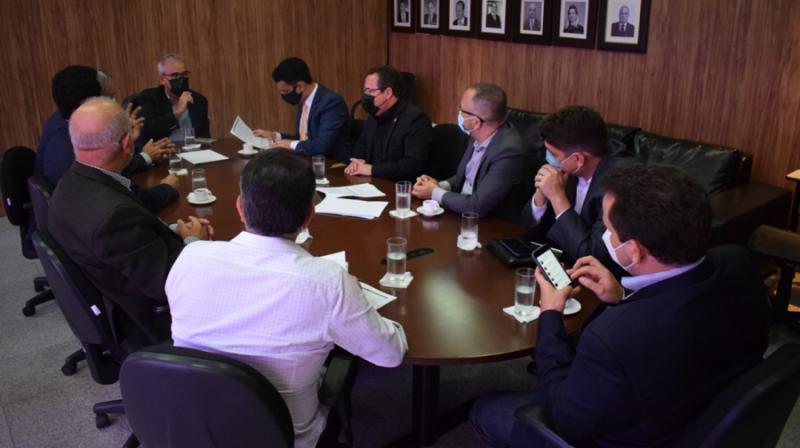 TCE/AL recebe Prefeitura e Câmara de Vereadores de Maceió